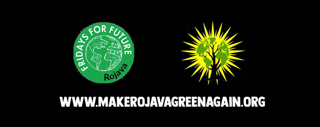 On the Global Strike 4 Future – A speech by Make Rojava Green Again and Fridays For Future Rojava